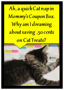 How to Organize Coupons - Coupon Box