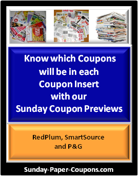 coupons preview 7/12/15