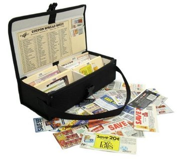 How to Organize Coupons - Coupon Box