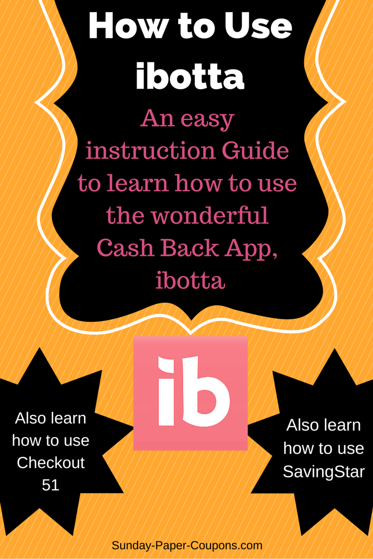 How to Use ibotta