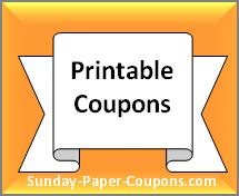 Redplum coupons sunday paper